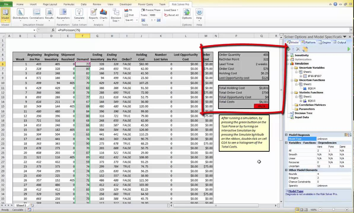 how to maintain inventory manually