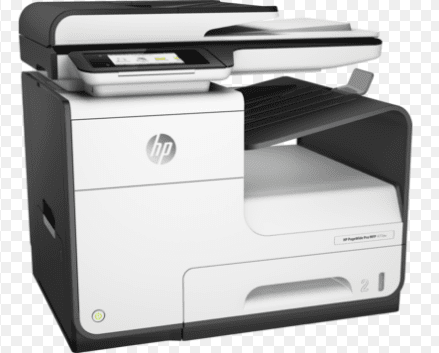 hp pagewide pro 477dw manual