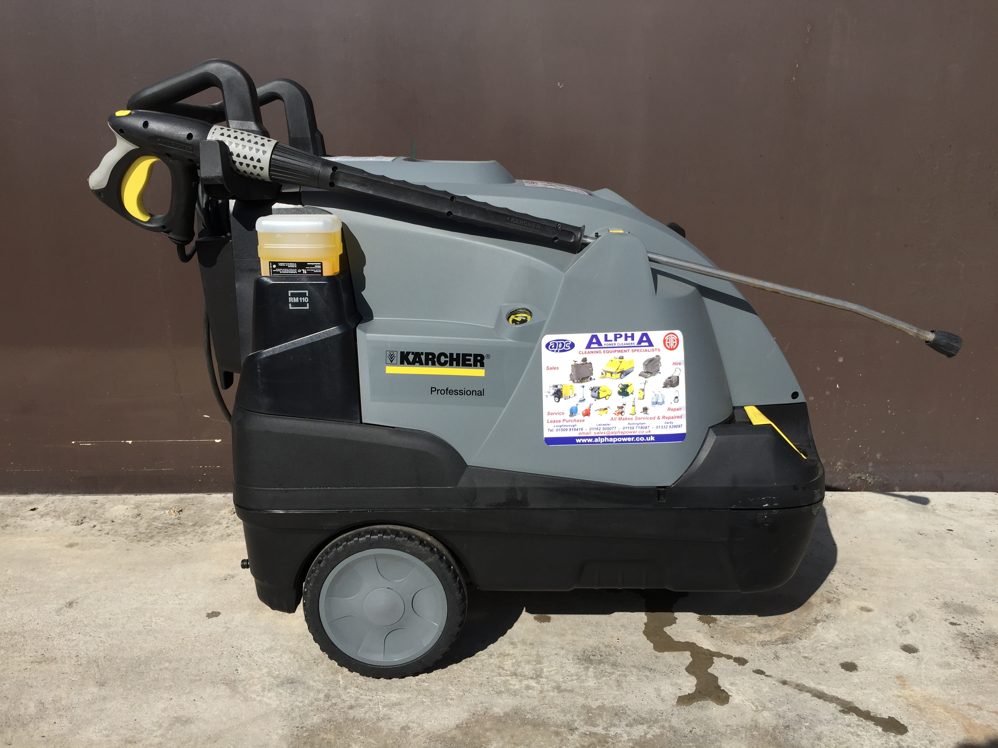 karcher pressure washer repair manual