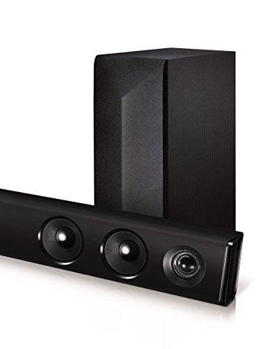 lg sound bar manual las454b