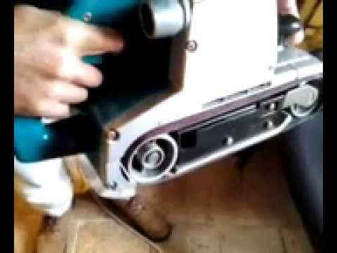 makita belt sander 9401 manual