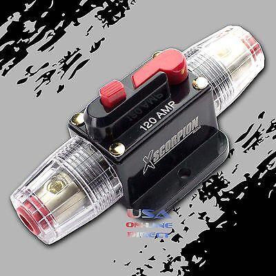 manual reset circuit breaker 12v