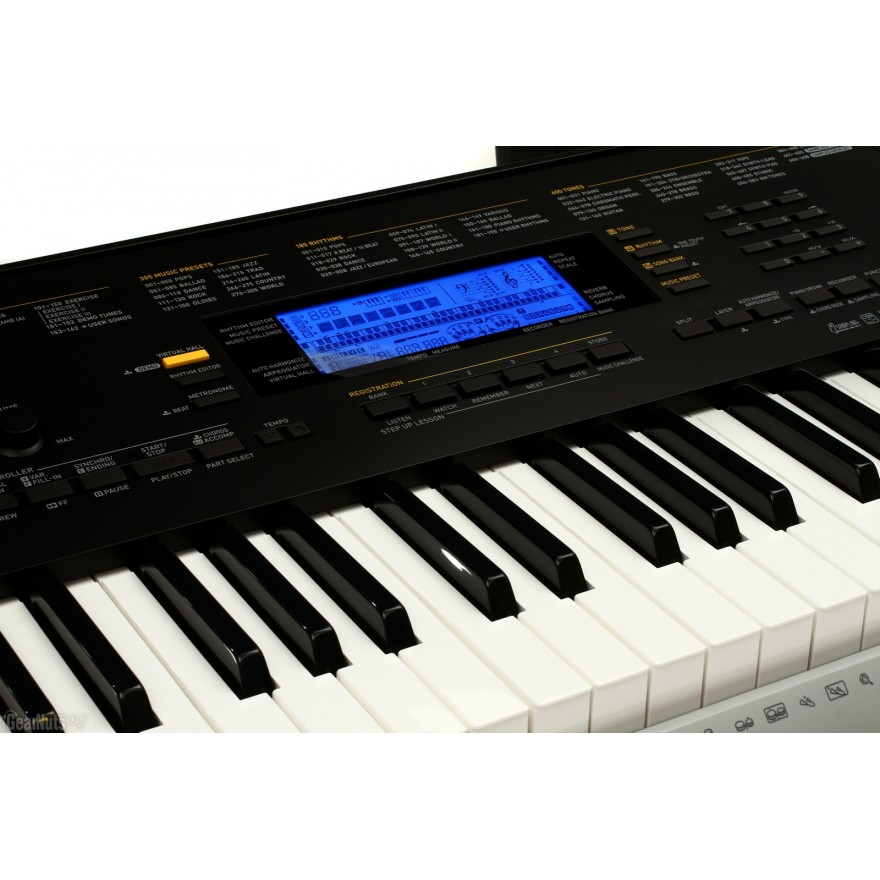 manual teclado casio ctk 4400