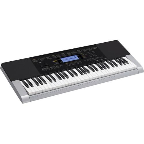 manual teclado casio ctk 4400