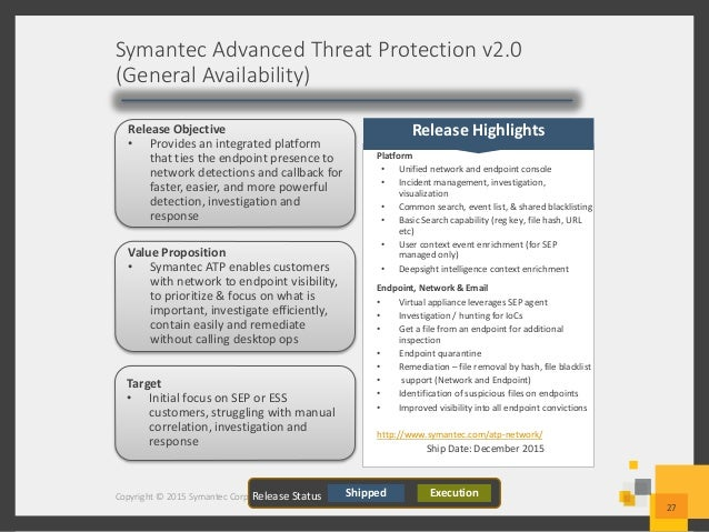 manually uninstall symantec endpoint protection windows 10