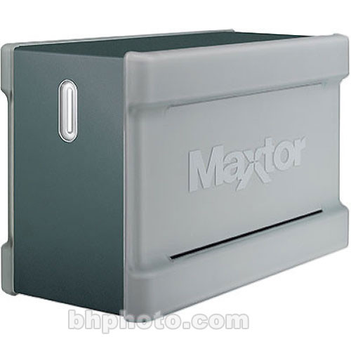 maxtor personal storage 3200 manual