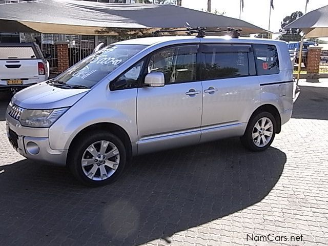 mitsubishi delica manual for sale