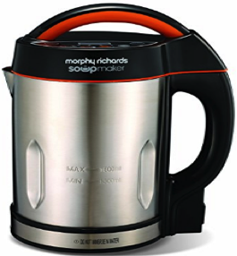 morphy richards soup maker instructions manual