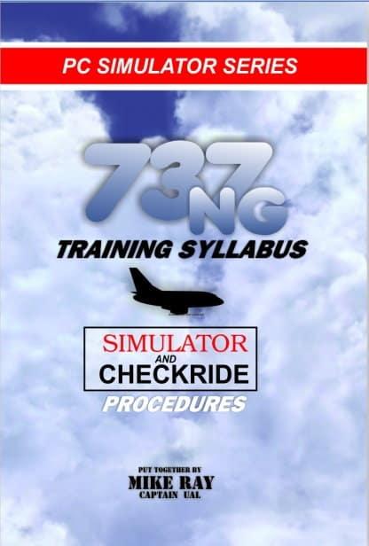pmdg 737 ngx flight crew training manual