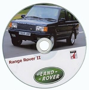 range rover p38 manual free download