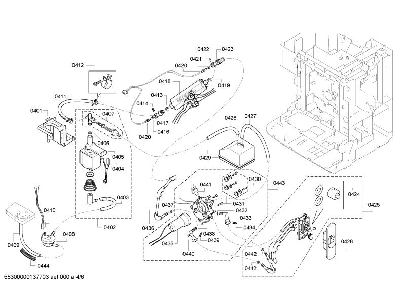 saeco royal professional repair manual
