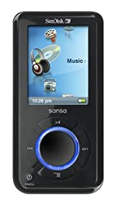 sandisk clip mp3 player manual