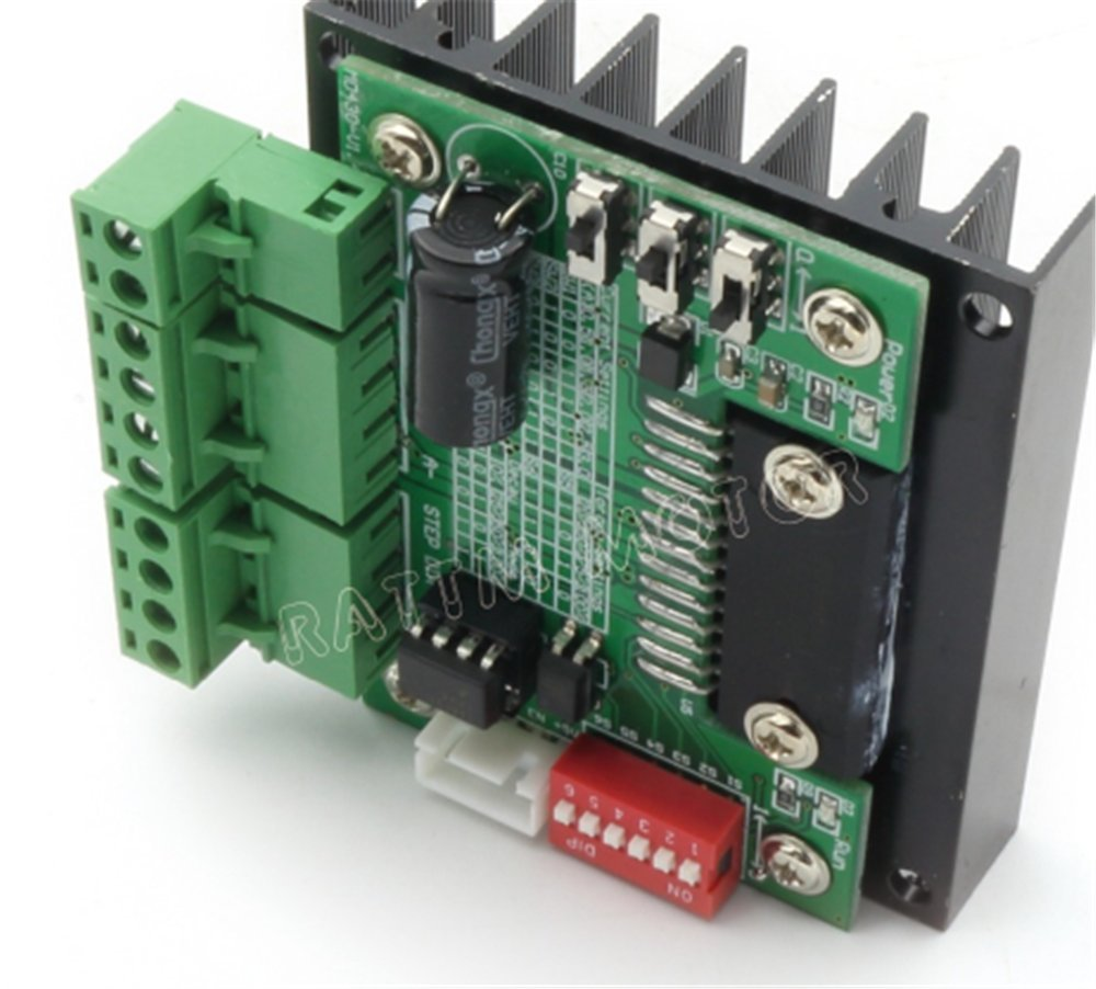 tb6560 single axis stepper motor driver manual