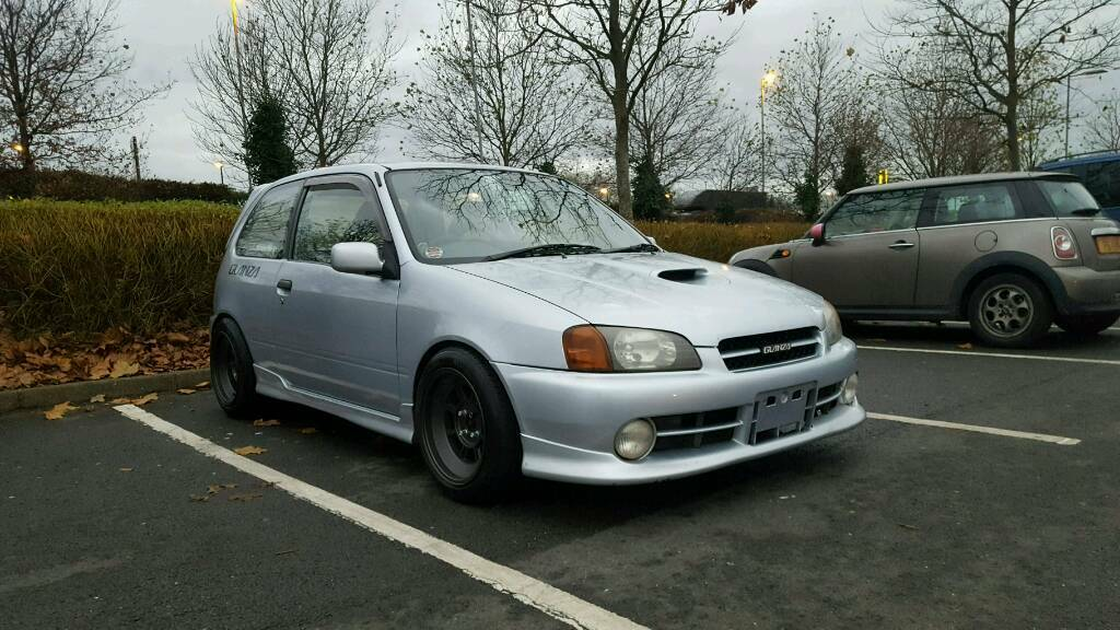 toyota starlet 1998 owners manual download