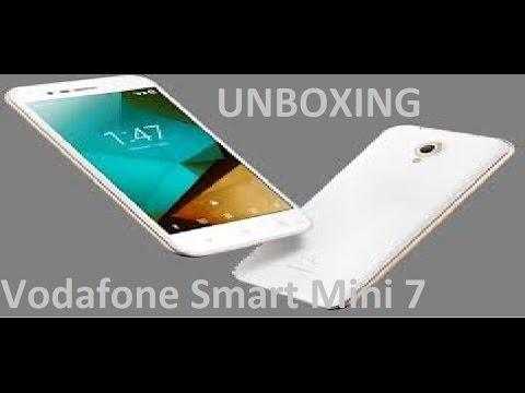 vodafone smart mini 7 manual