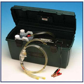 wynns coolant flush machine manual