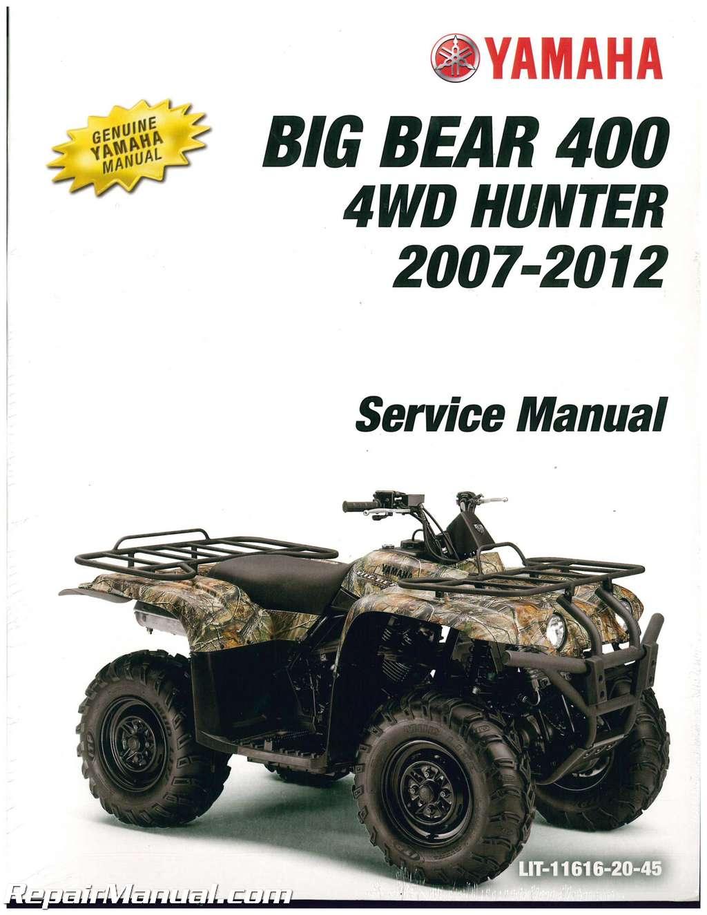 yamaha it 200 workshop manual